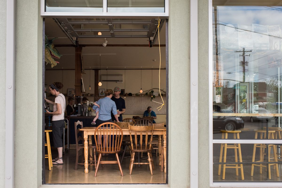 Handsome Pizza Gets A New Home; Shares Space With Seastar Bakery