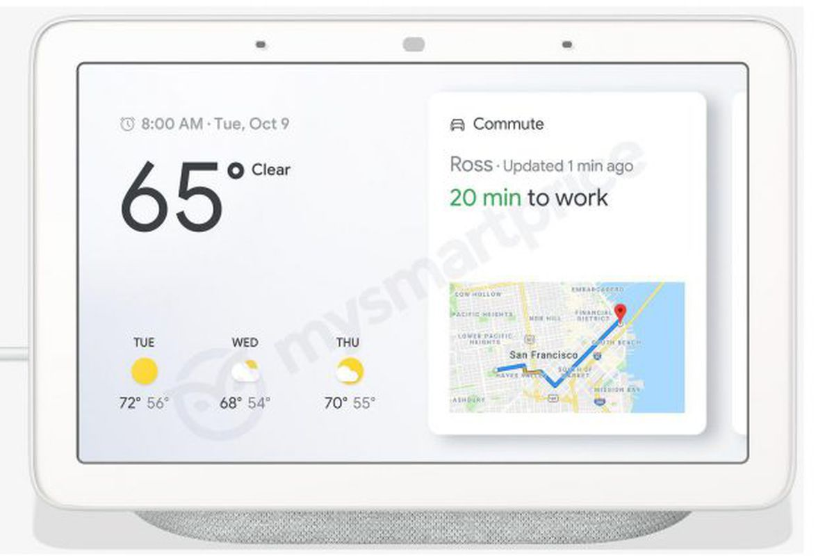 New Google Home Hub Smart Display Could Arrive As Early As October