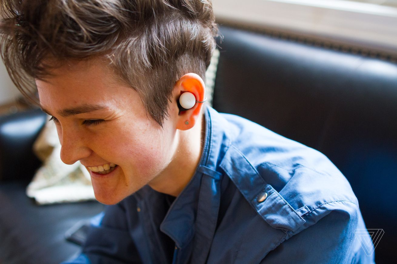 Google's refurbished Pixel Buds are  off at Best Buy