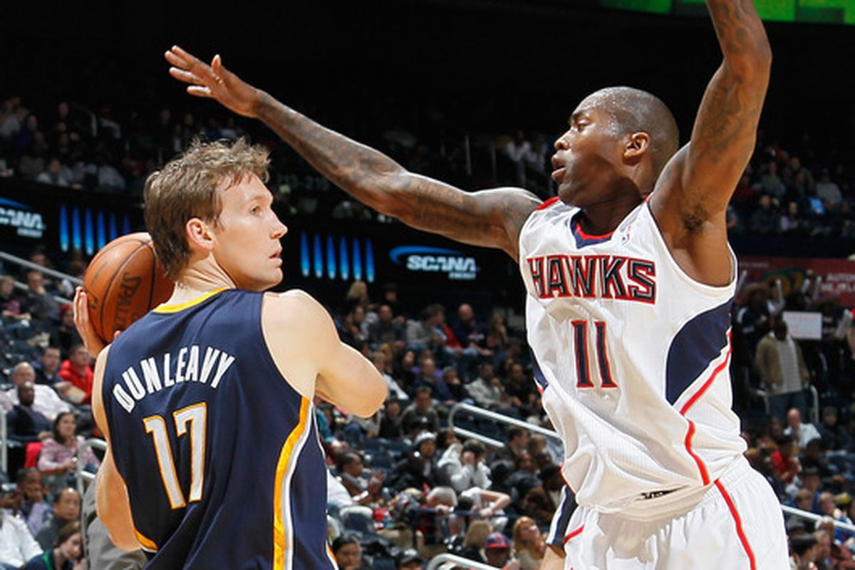 No Jamal Crawford tonight in Boston (Photo by Kevin C. Cox/Getty Images)