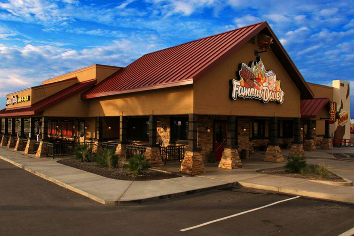 Famous Daves in San Diego, CA - Yellowpages.com