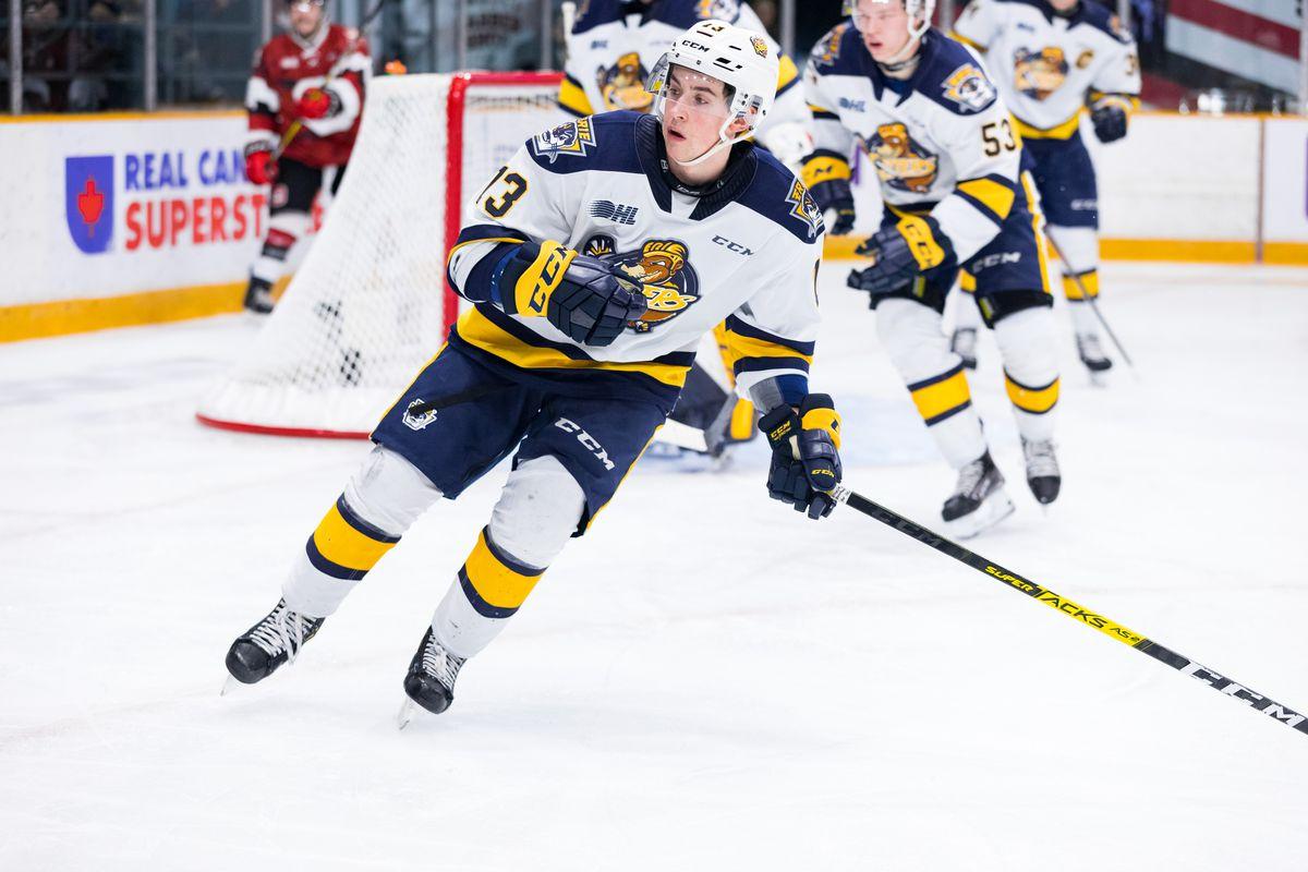 OHL: JAN 05 Erie Otters at Ottawa 67's