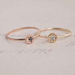 Gypsy Spark Ring, from $360