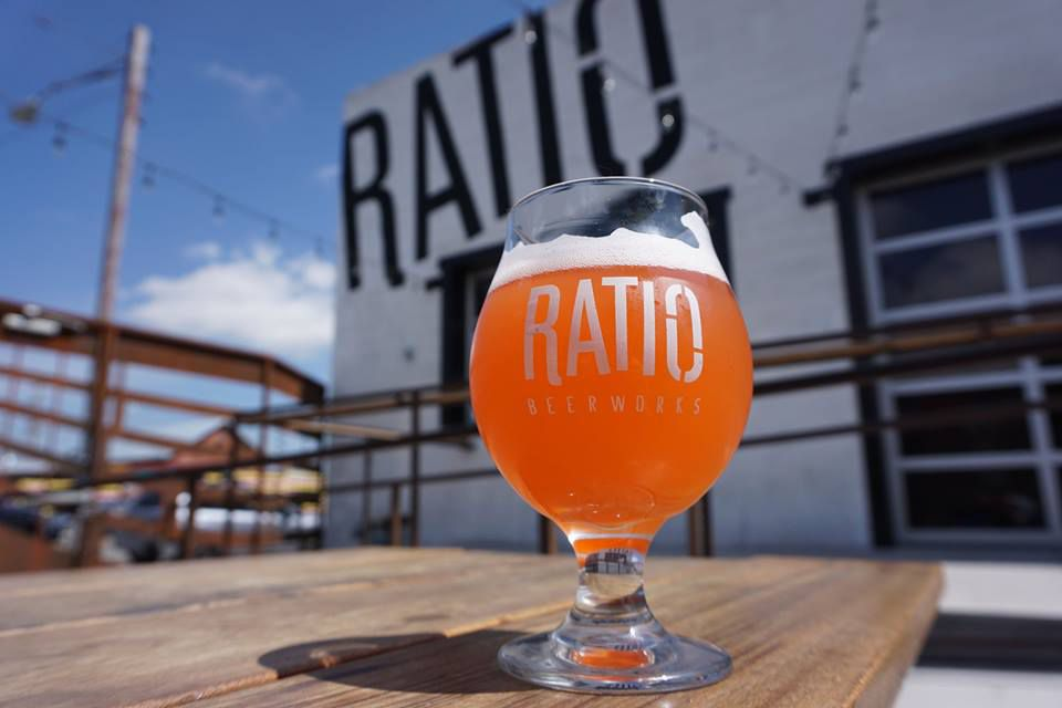Ratio Beerwerks patio