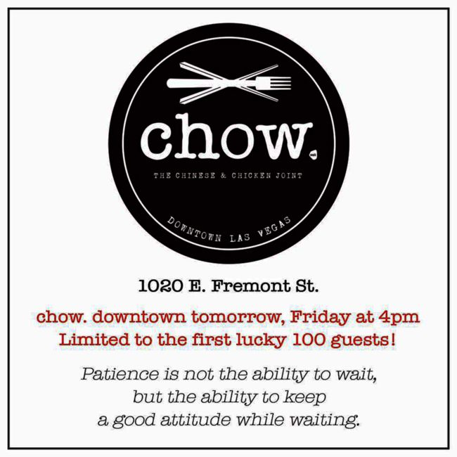 Chow preview