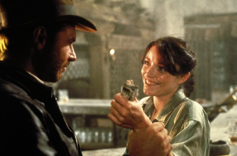 Indiana Jones was an abusive creep (but he was almost much