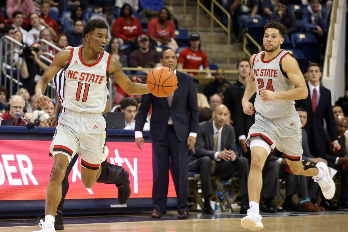 Perimeter Offense Leads NC State Past Pittsburgh 79 76