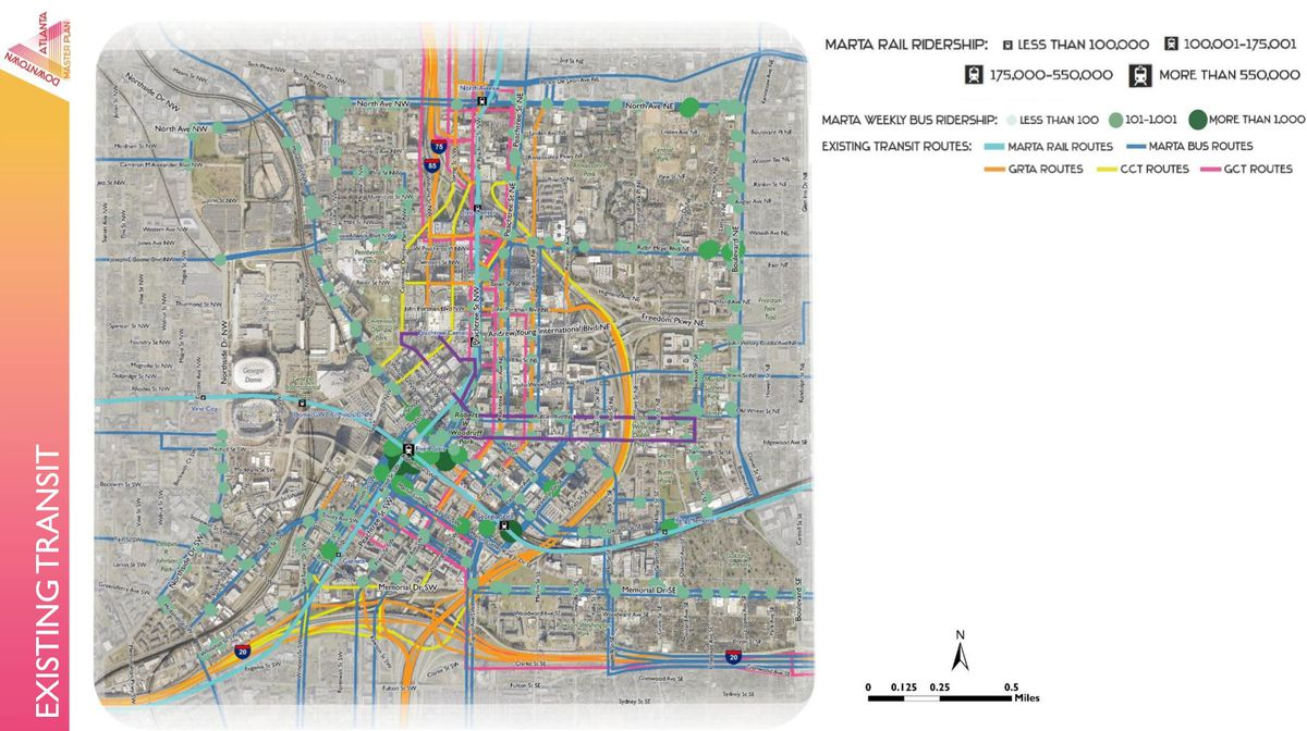 Downtown Atlanta striving to create clear vision for future - Curbed on