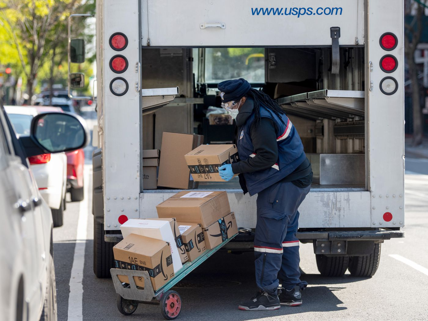 Mail Has Never Been More Important One Usps Worker Explains What It S Like Vox