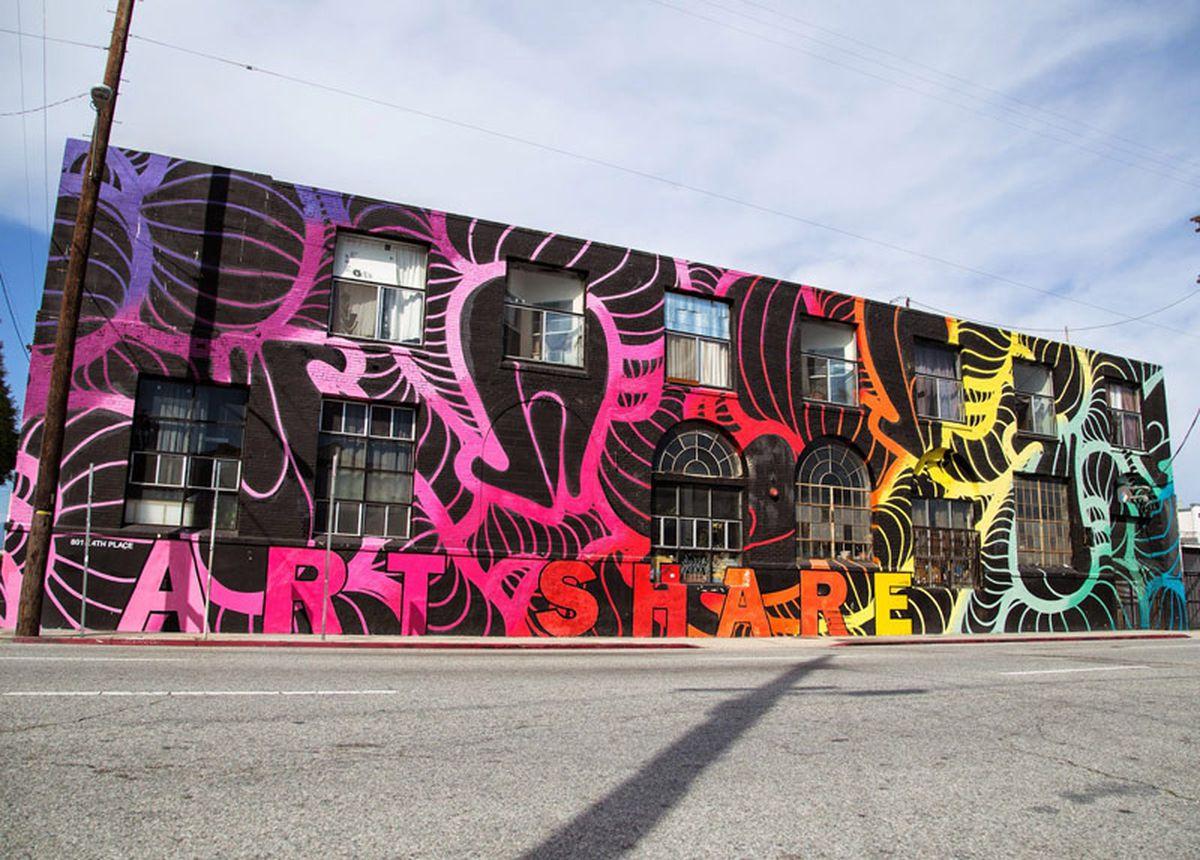 LA's 11 Most Instagram-Worthy Street Art Spots