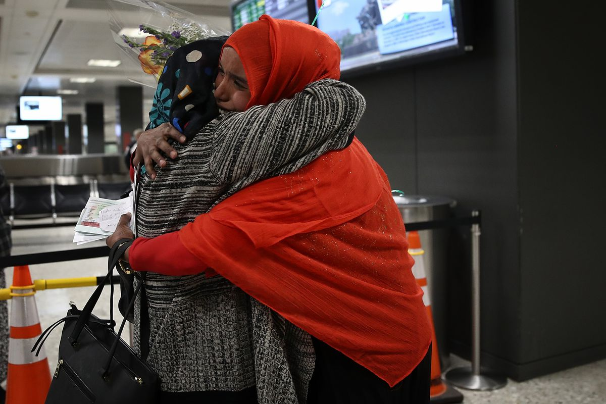 Yemeni Brothers Return To U.S. After Being Deported Due To Immigration Ban