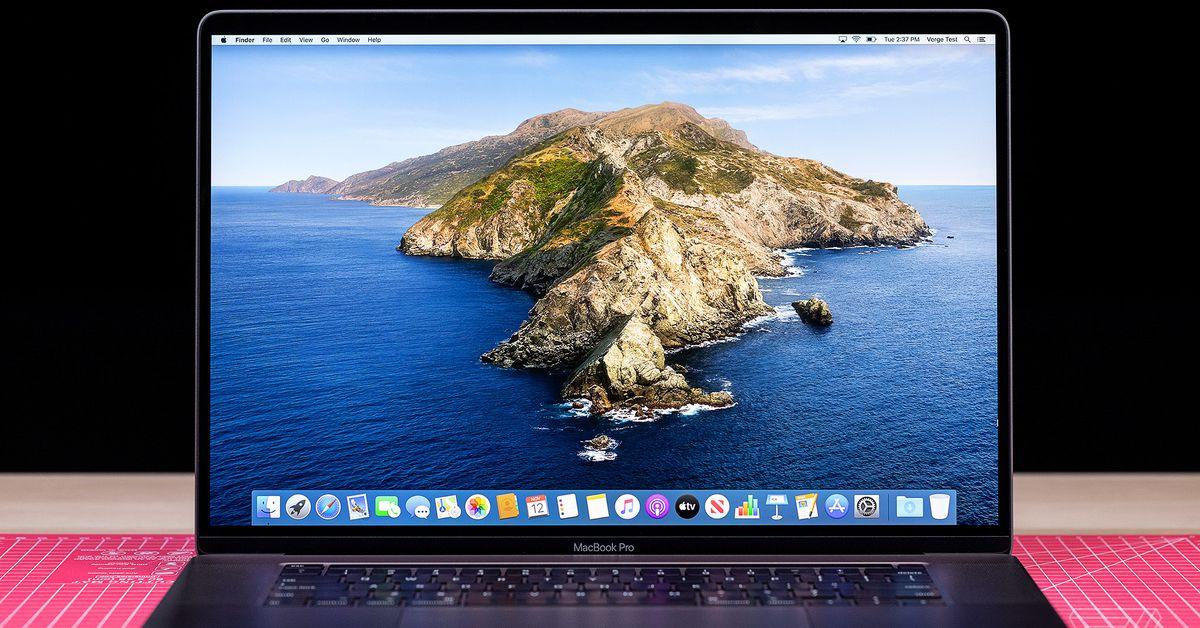 AppleO MacBook Pro de 16 polegadas acaba de ser anunciado e já está à venda 1
