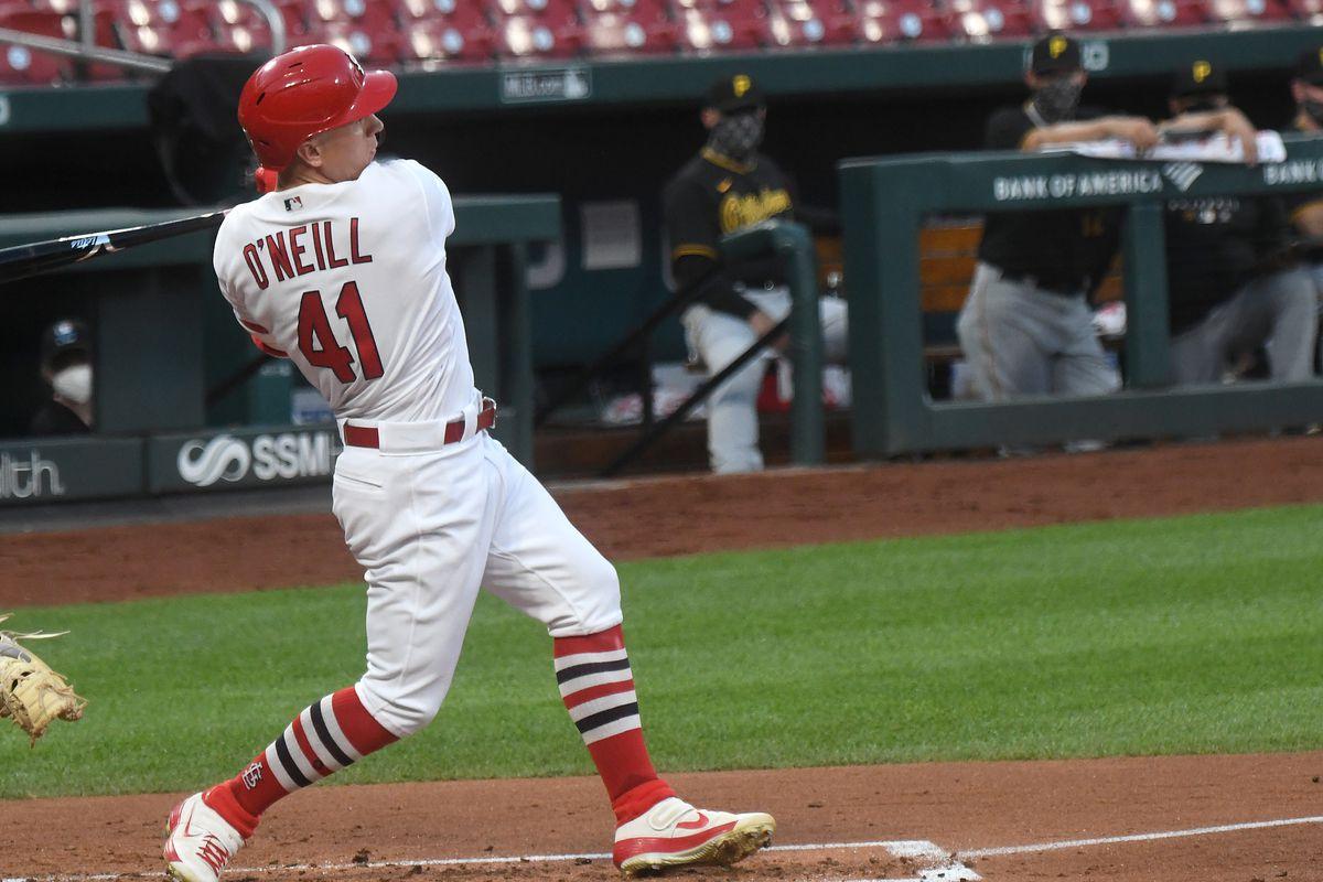 MLB: JUL 24 Pirates at Cardinals
