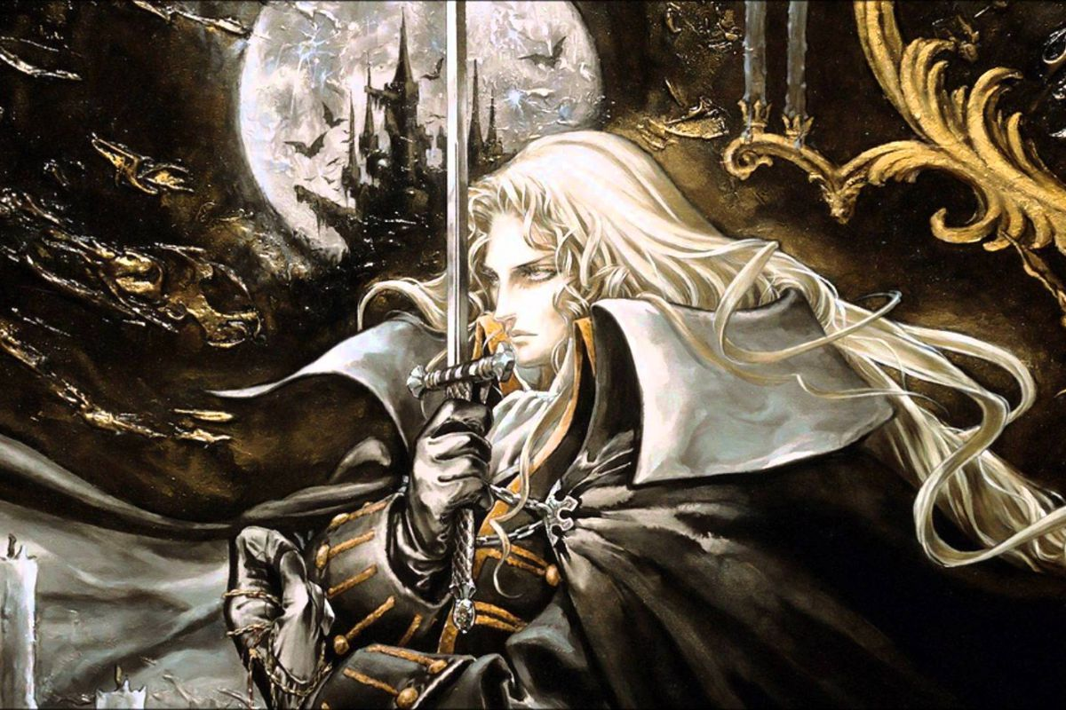 「Castlevania: Symphony of the Night」の画像検索結果