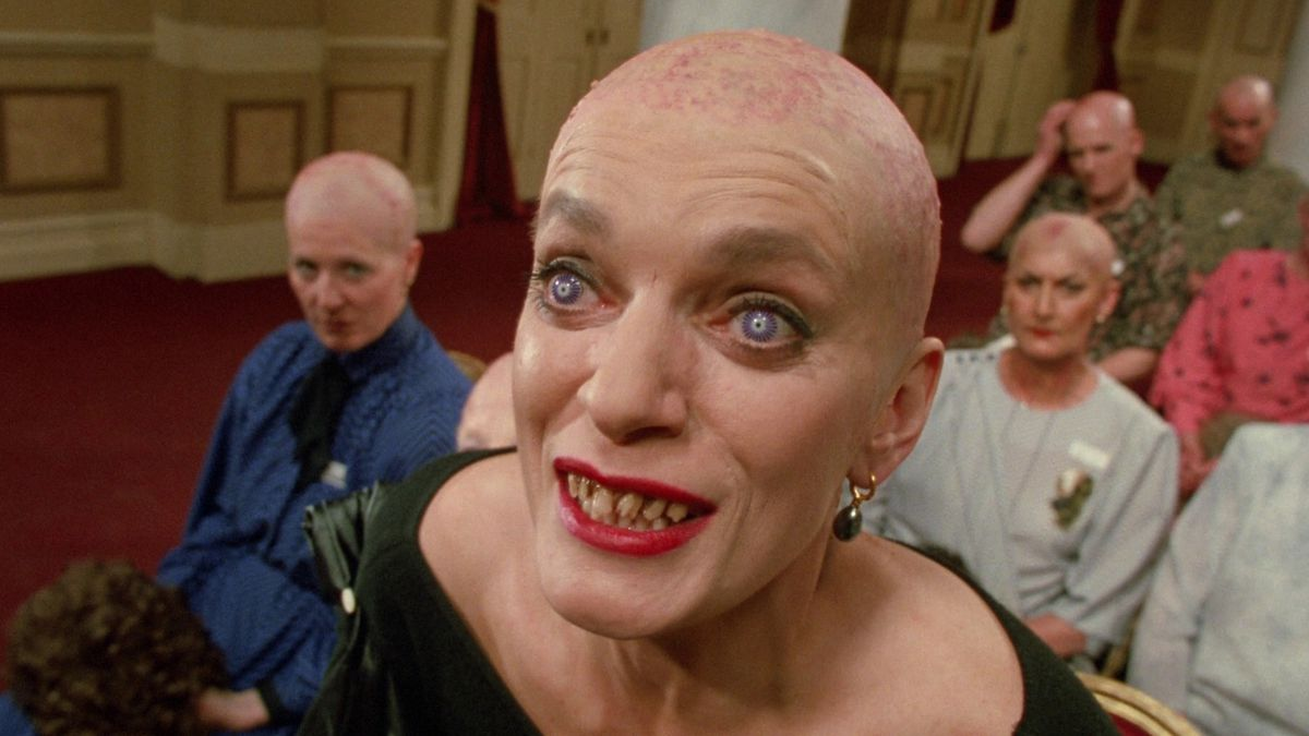 the bald witch from the witches