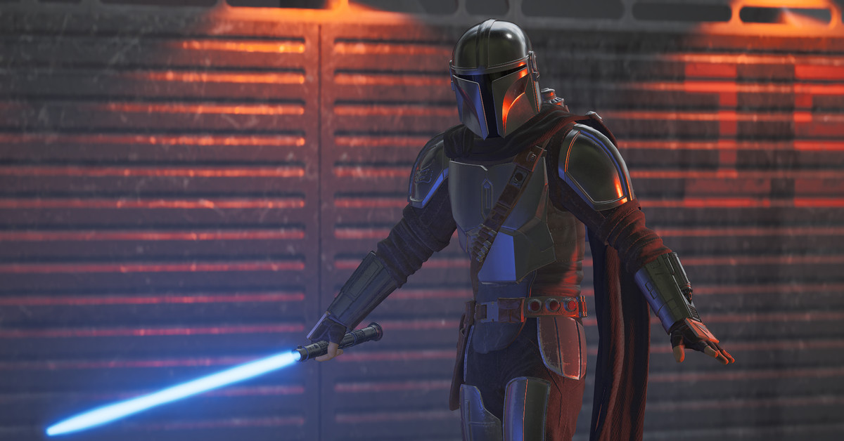 Star Wars Jedi: Fallen Order mod adds a perfect Mandalorian - Polygon