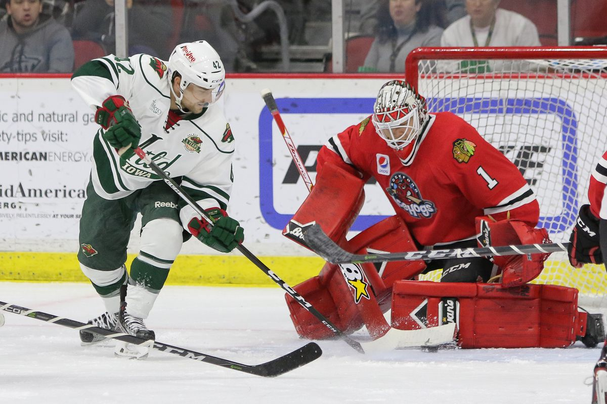 Belpedio To Make Des Moines Debut Against Visiting Rockford Tonight