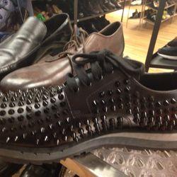 Men's Prada shoes, $299