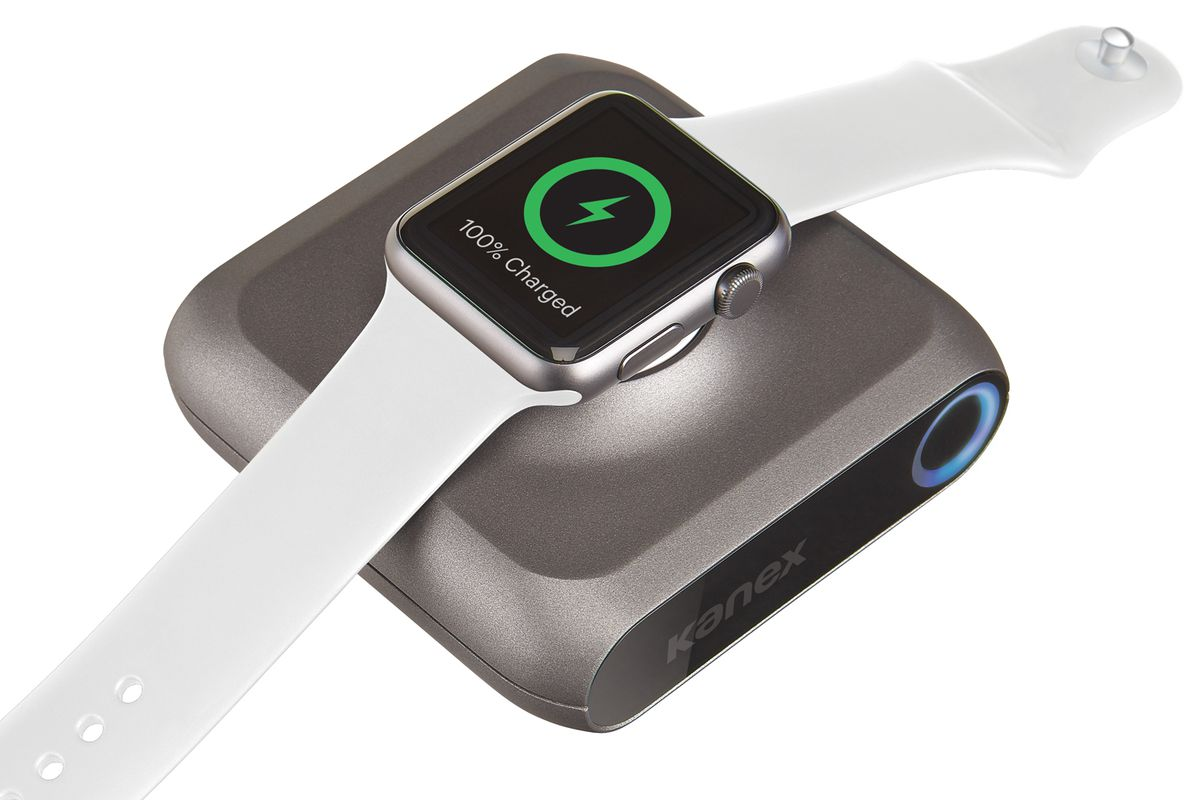 new product bb34a 7b623 World's first' Apple Watch battery charger is neither first nor ...