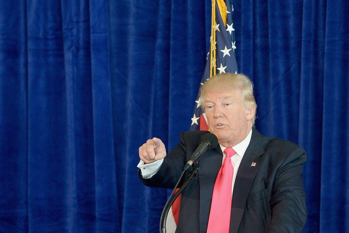 Donald Trump Miami Press Conference
