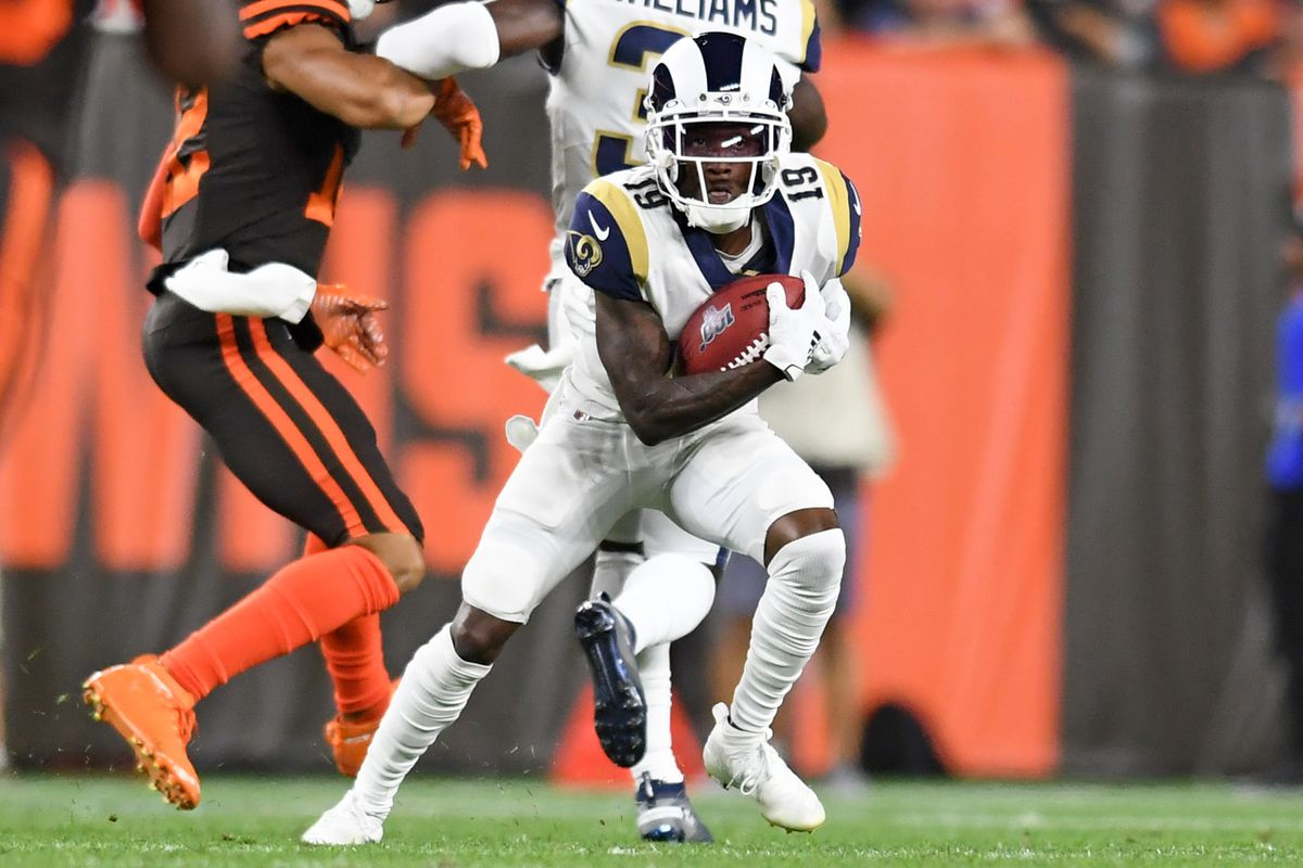 Los Angeles Rams v Cleveland Browns