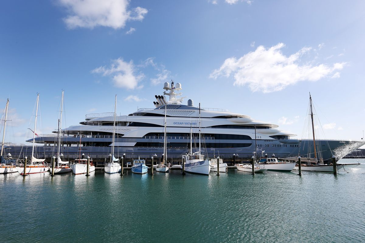 Superyacht Sales Are On The Rise Vox