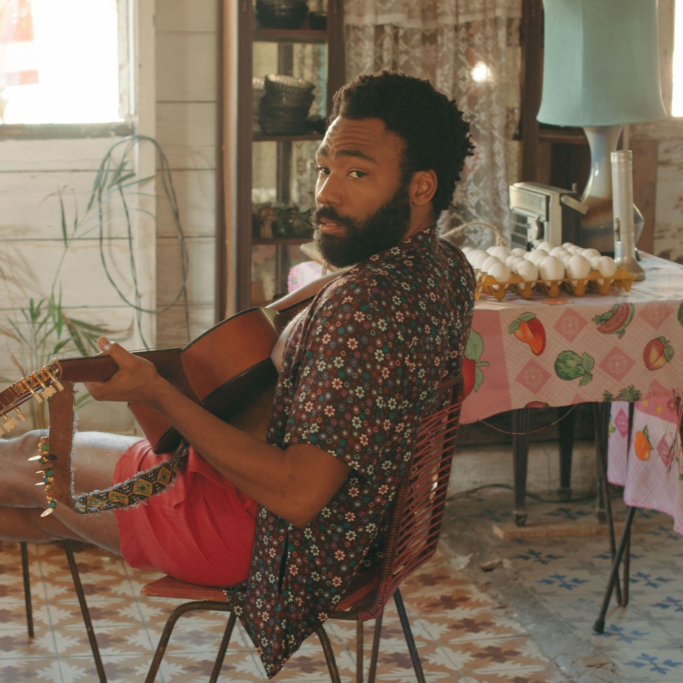 Guava Island review: Donald Glover and Rihanna's new movie