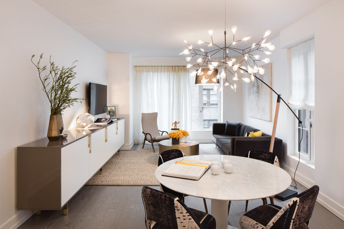 Extell S Cushy Hudson Square Condo Shows Off Its Model Math Wallpaper Golden Find Free HD for Desktop [pastnedes.tk]