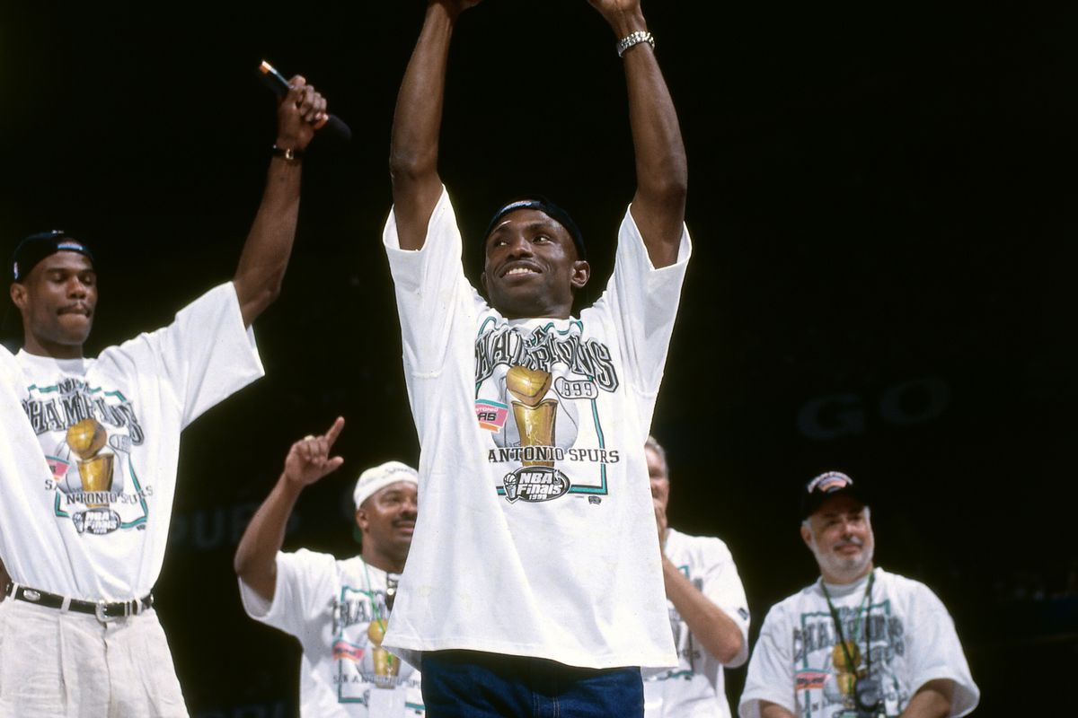 1999 San Antonio Spurs Championship Parade
