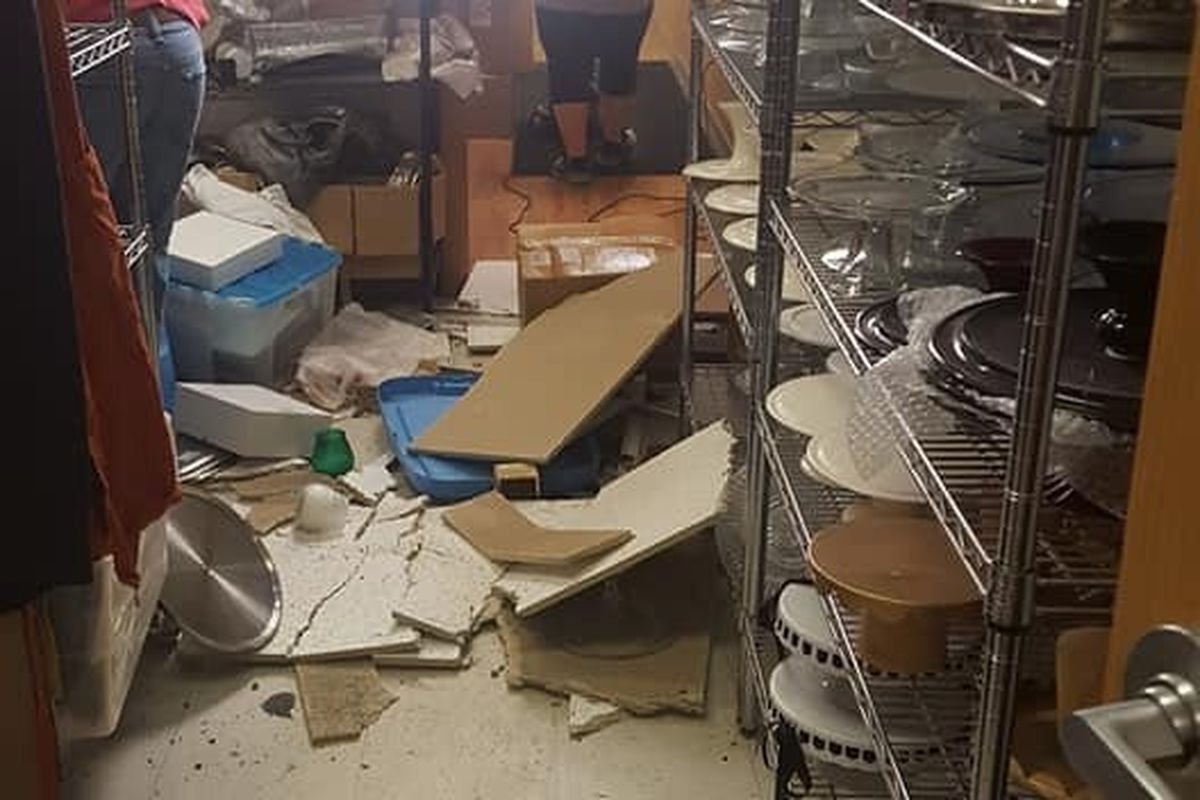 Idiot Thieves Break Into Bakery Twice And Don T Even Take