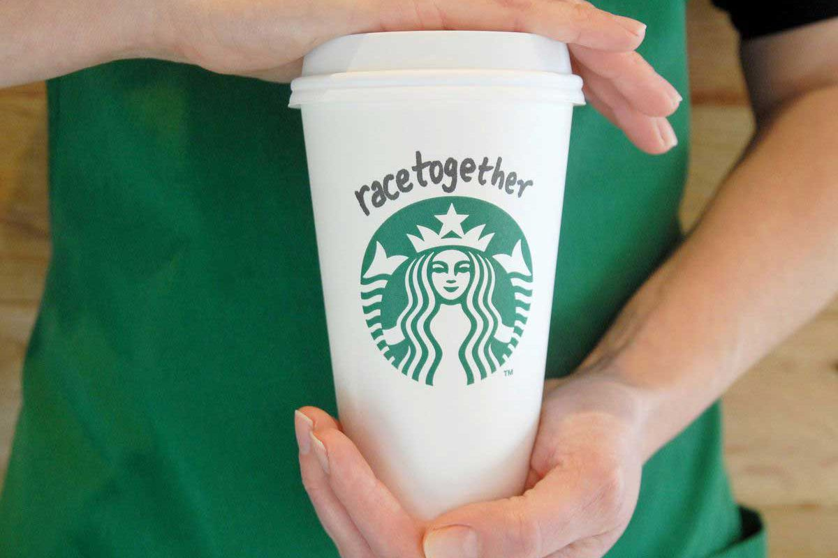 Why Starbucks' Race Together Campaign Failed - Eater