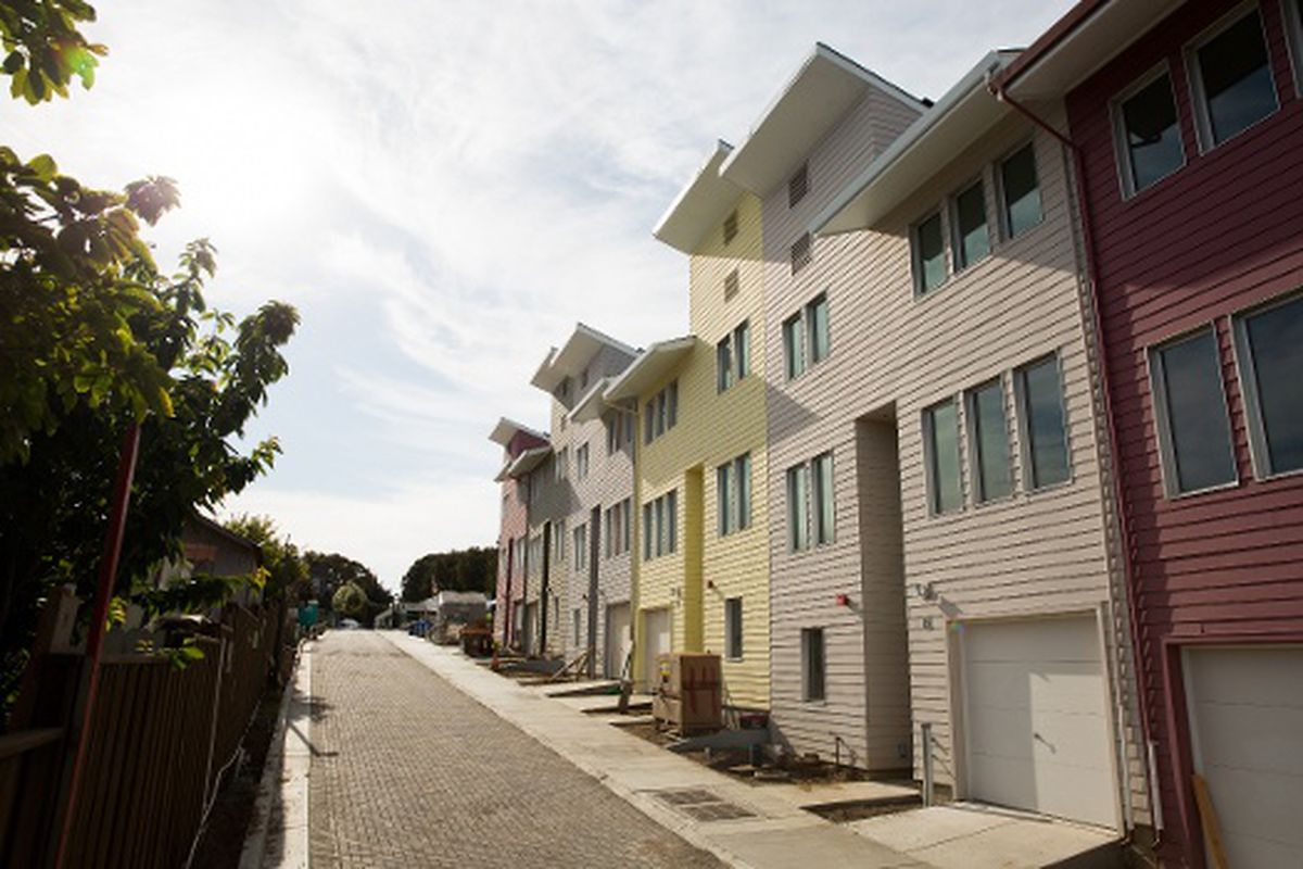 Habitat For Humanity Builds Oceanview Homes Curbed Sf