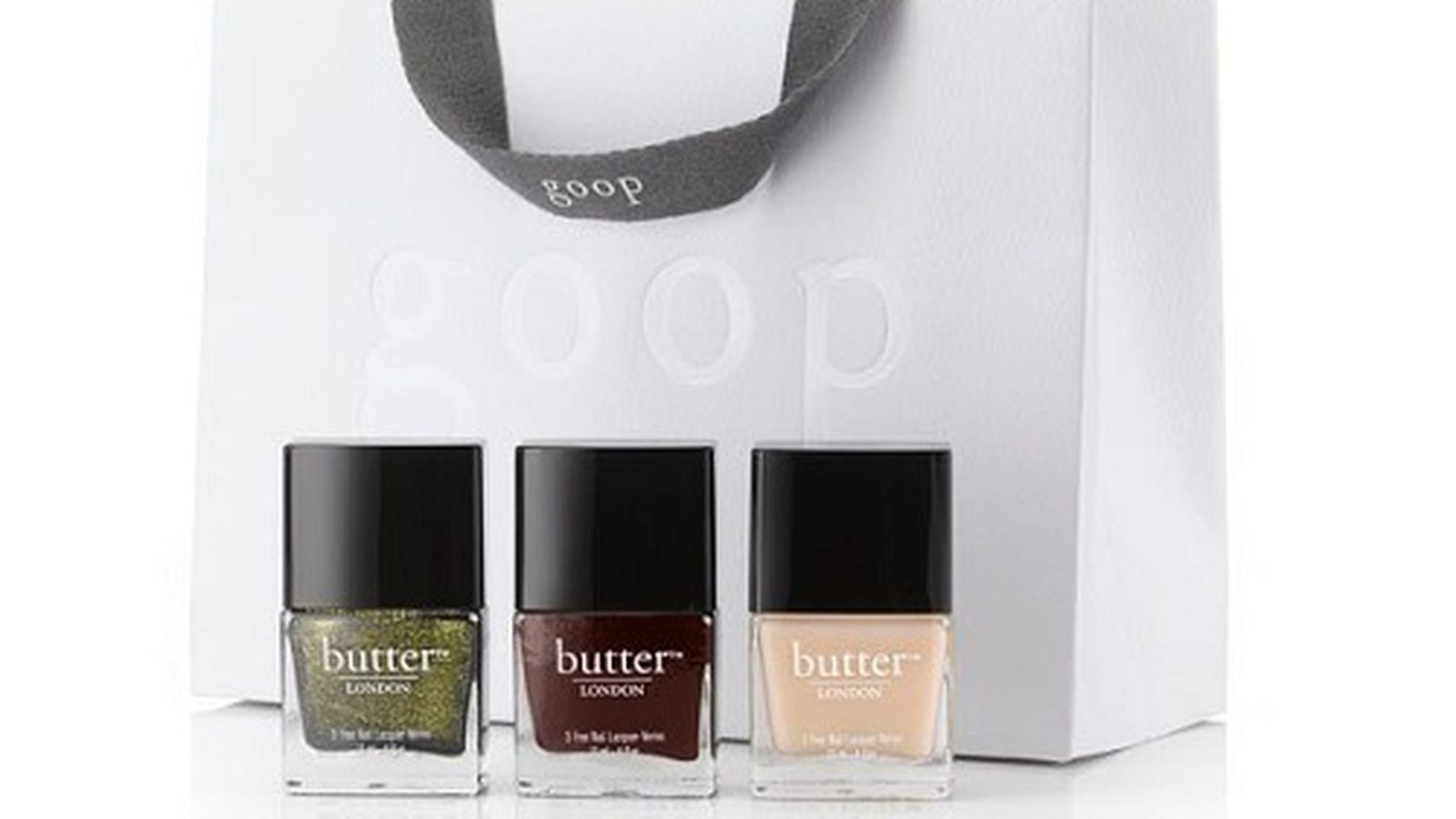 Butter London Just Made Three New Nail Polish Colors for Goop