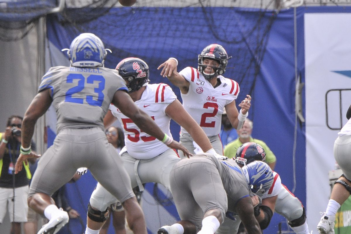 The Final Whistle: Ole Miss offense flounders in 15-10 loss