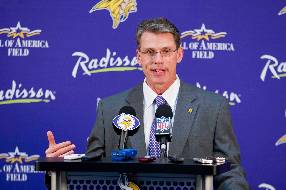 Hey, maybe this CCNorseman guy should just run the Vikings, eh?
