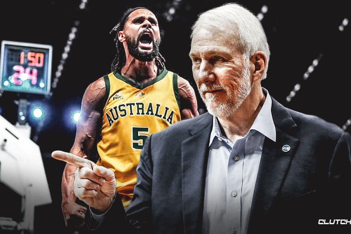 Gregg Popovich has some revenge planned for Patty Mills