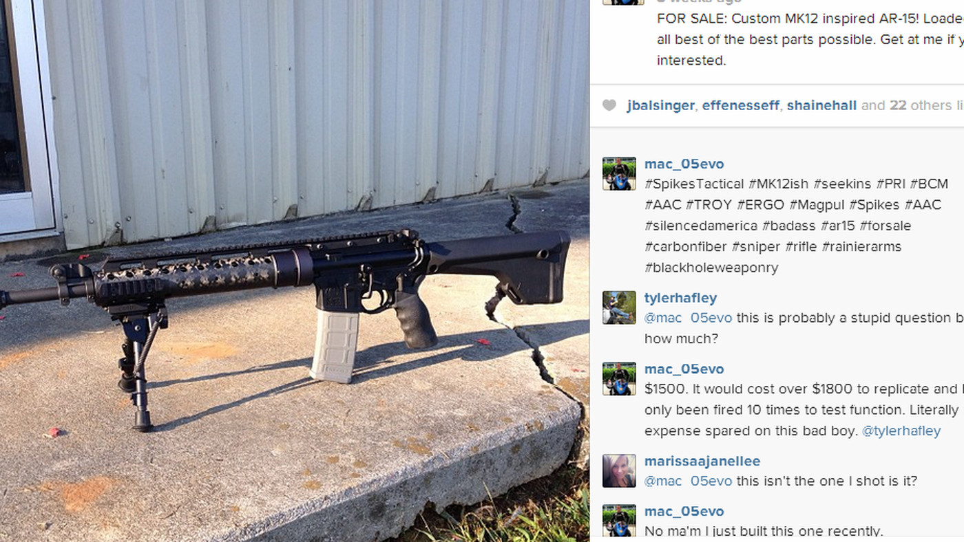 People are using Instagram to sell guns - The Verge