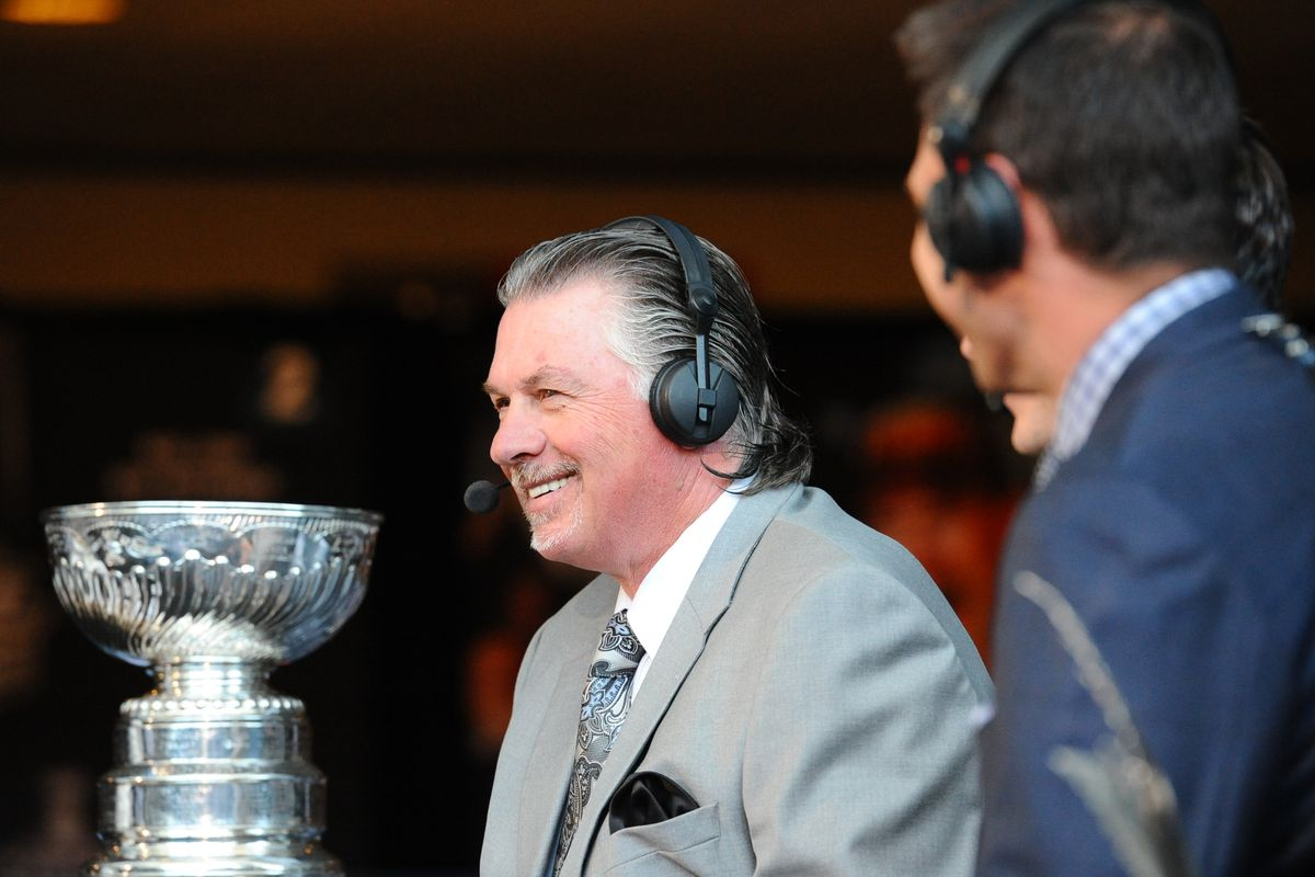 NHL: JUN 03 Stanley Cup Final - Rangers Media Day