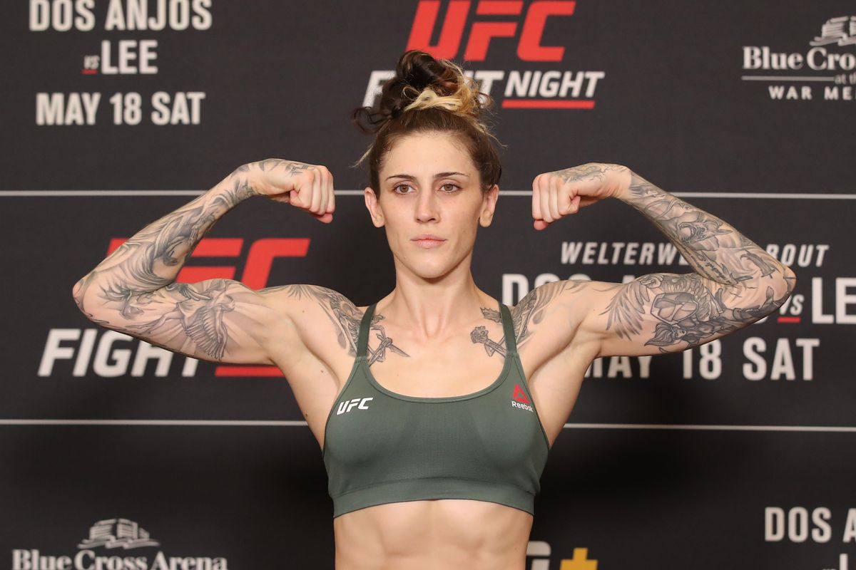 MMA: UFC Fight Night-Rochester-Weigh Ins