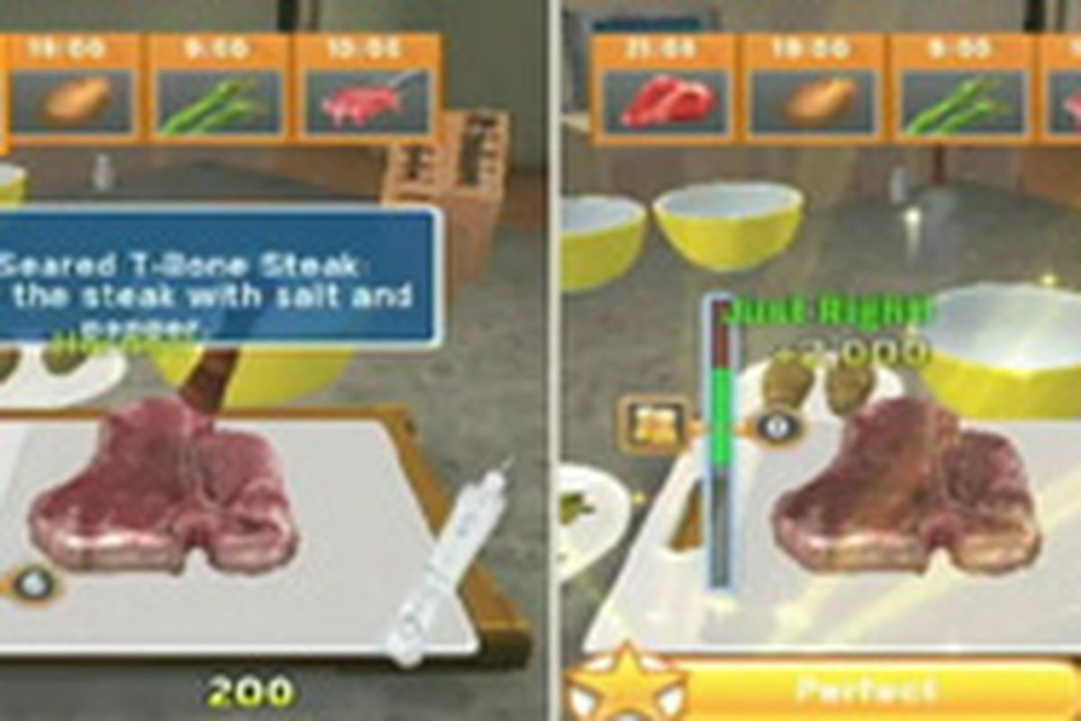 kfc attempting another promo food network s wii game eater