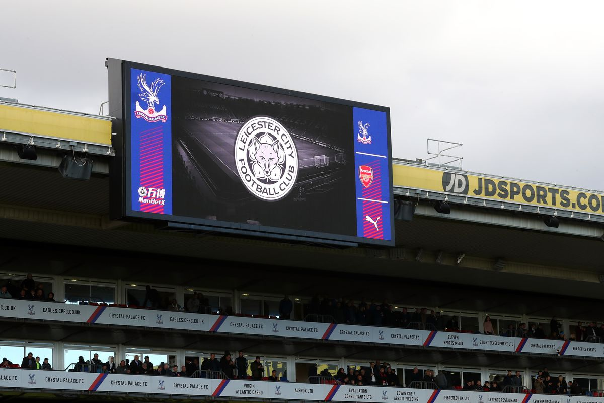 Crystal Palace v Arsenal FC - Premier League