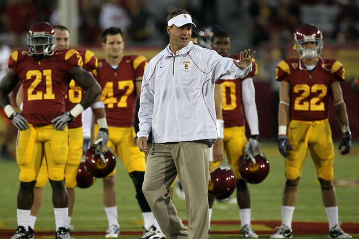 Kiffin had a 10-win season just two years ago, even beating Oregon in Eugene