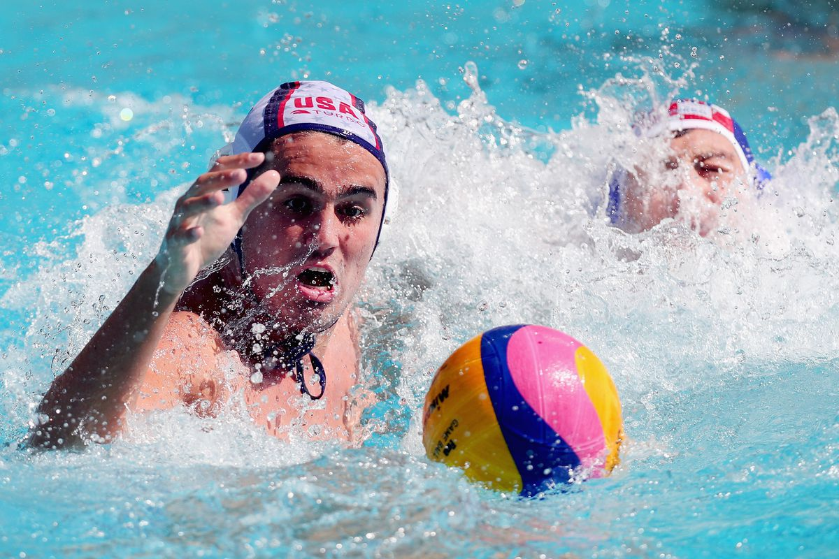 Water Polo - Olympics: Day 1