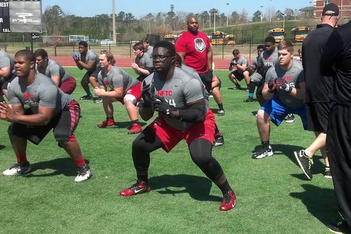 2014 Birmingham Nike football camp: 7 players invited to ... - photo#30