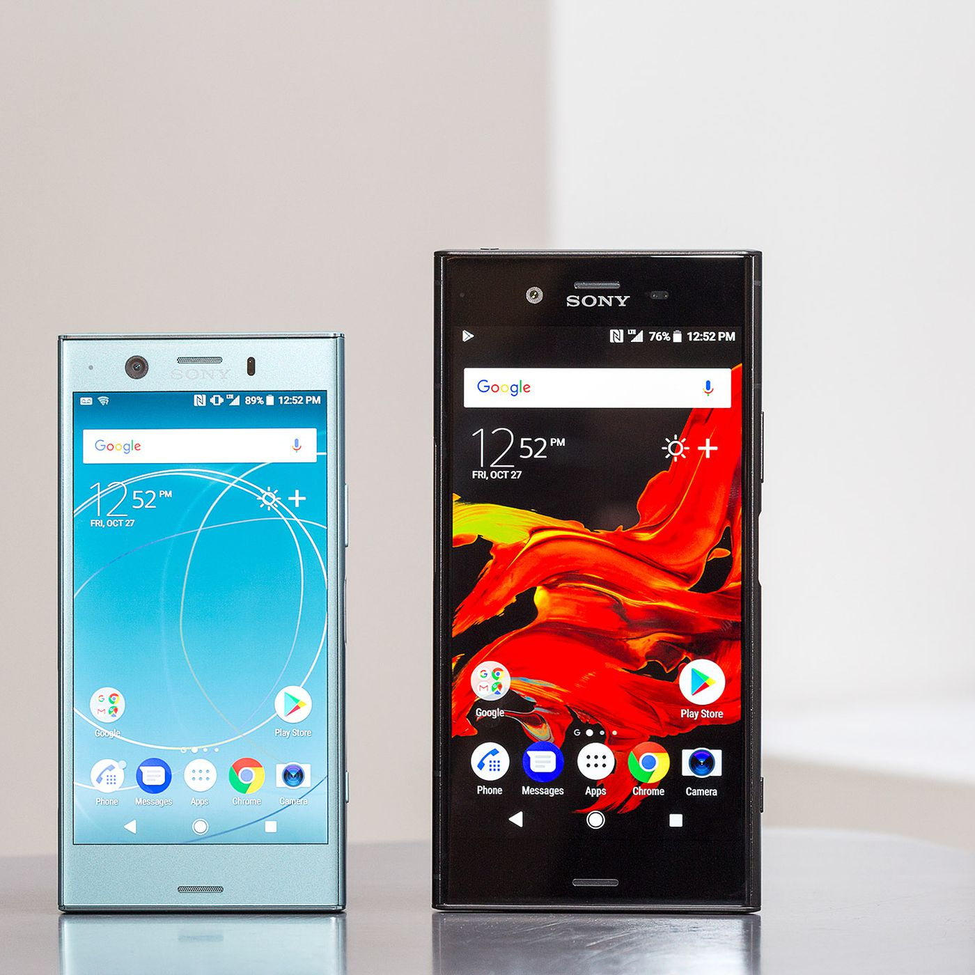 Sony's Xperia XZ1 and XZ1 Compact are more of the same - The