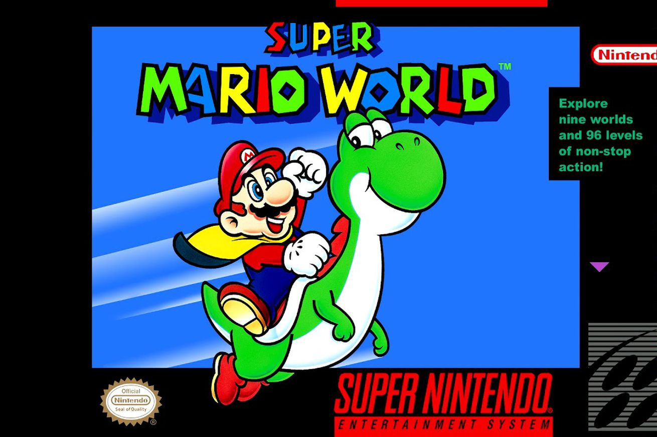 Listen to this amazing remaster of Super Mario World's soundtrack