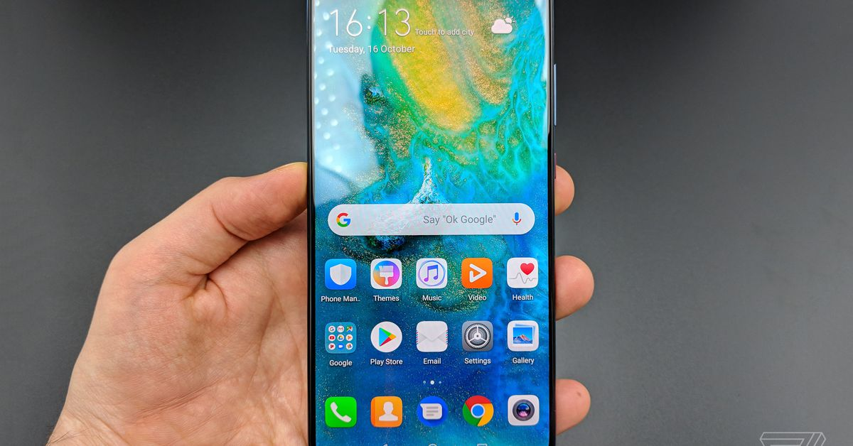 UK and Japanese carriers to stop selling new Huawei phones