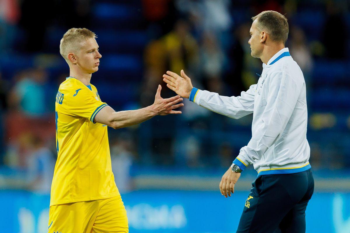 Ukraine v Cyprus - International Friendly