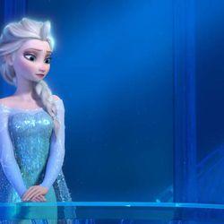 """Elsa in """"Frozen."""""""