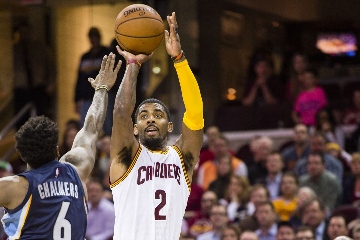 Kyrie Irving Has Lost His Pull Up Prowess Fear The Sword